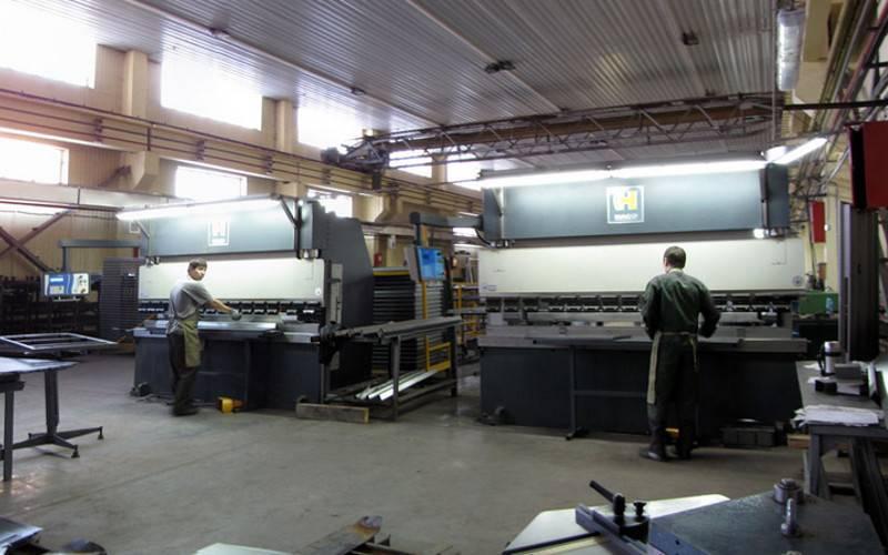 завод производства стальных дверей москва