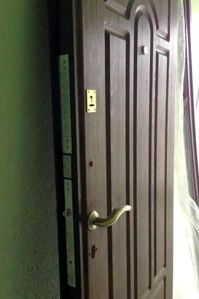 установка железных дверей в выхино
