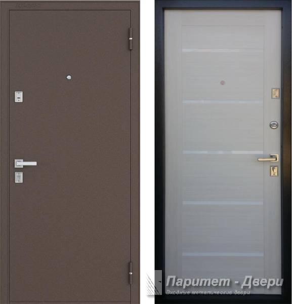 Парадные металлические двери Torex в Москве