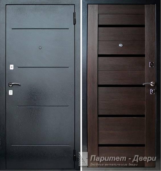 железные дверь за две тысячи