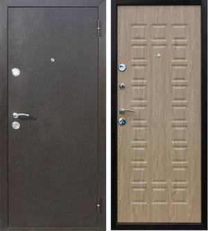 металлические двери утеплённые прайс
