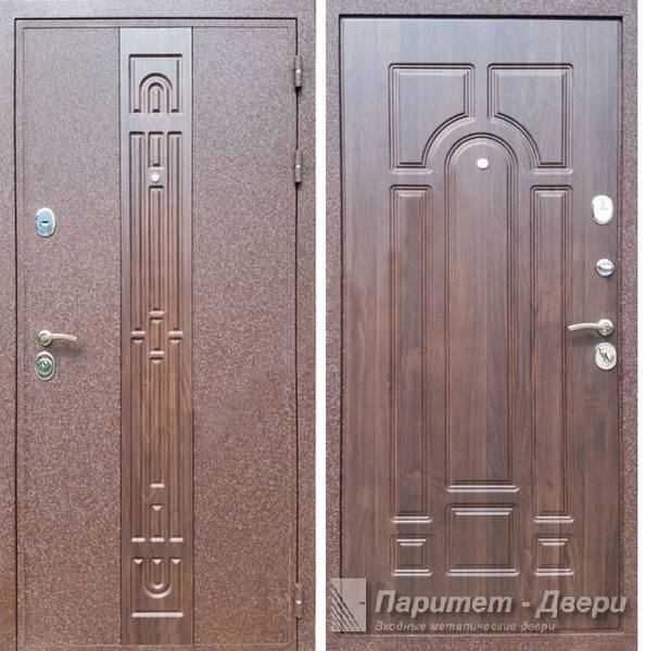металлическая дверь коричневый крокодил