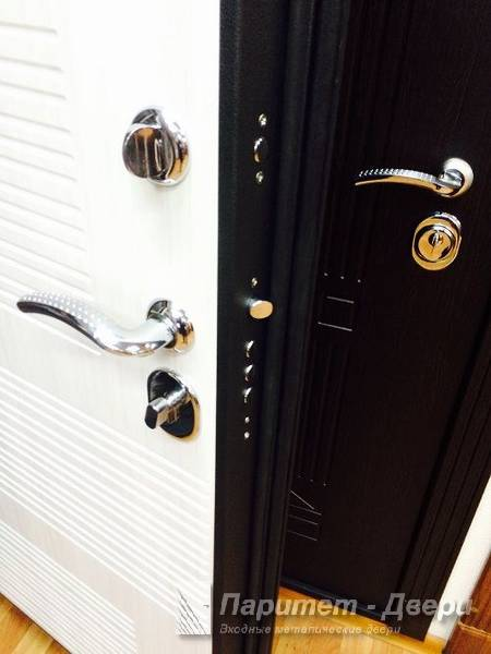 железные двери и их установка