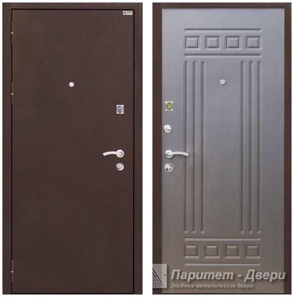 внутренние входные двери стандартные установка